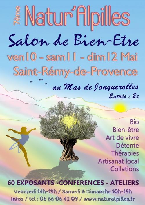 Natur'Alpilles Salon de Bien-Etre Saint Rémy de Provence 2019